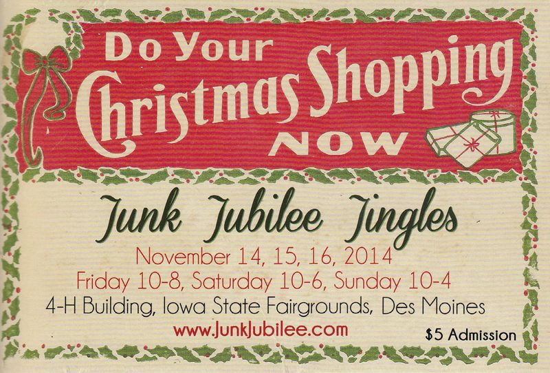 Junk jubilee jingles