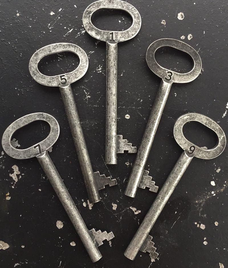 Keys odd